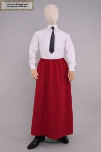Spódnica SM/czerwona