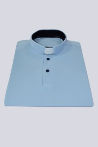 Koszulka Polo: jasno niebieska [KUS]