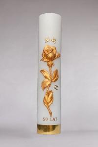 Ślub - róża duża, średnia [Ś1]