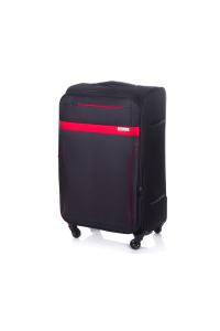 Duża walizka miękka L...