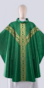 Ornaty Zielone ze zdobieniem - Ornaty liturgiczne - E-liturgia.pl