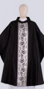 Ornaty czarne ze zdobieniem - Ornaty - E-liturgia.pl