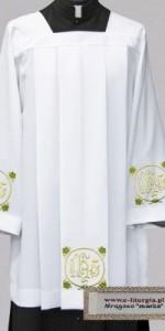 Komże haftowane dla księży - Komże dla księży - E-liturgia.pl